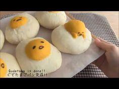 How to Make a Gudetama Breakfast Sandwich | Eat the Trend - YouTube