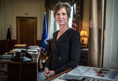 Stellte sich gegen das Einreise-Dekret von Trump und wurde entlassen: die kommissarische Justizministerin Sally Yates.