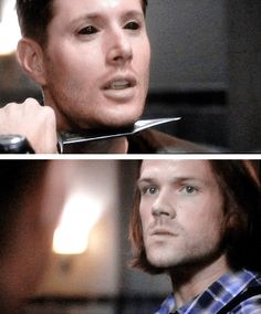 [gifset] I never found Demon Dean extememly hot until right now! Unf! 10x03 Spoiler from #SDCC14 #FTT