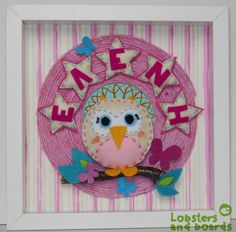 Personalised Baby Christening/New arrival gift.