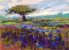 Karen Margulis pastel Painting My World: Making it Work...Painting on the Go
