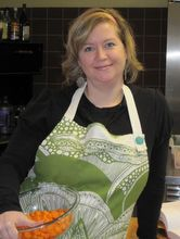 Sherry Hurley, Chef and Owner of Farm to Fork Catering, grew up on a lake in rural Western Kentucky where she learned how to grow a summer garden, can and preserve, and the importance of gathering every night for dinner.  She was honing her catering and culinary skills very early in life.
