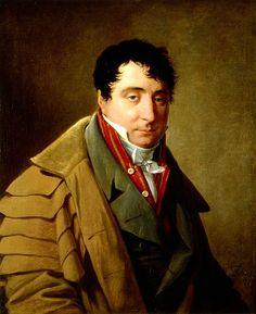 Jean-François Sablet - Portrait d'homme, 1815