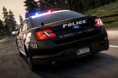2014 Ford Police Interceptor Sedan