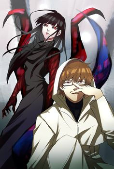 Tokyo ghoul:Re chapter 96