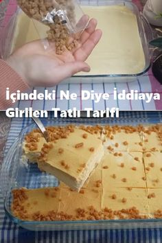 Pastry Cake, Turkish Recipes, Cupcake Cakes, Easy Meals, Food And Drink, Bread, Dishes, Desserts, Kitchens