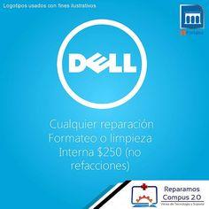 Recuerden #Lunes #Dell todas las #laptops o PC escritorio en promo; LIMP.INTERNAACTUALIZAREPARAVIRUS?OPTIMIZA.