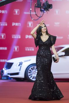 Maria Grazia Cucinotta Photos - 19th Shanghai International Film Festival - Opening Ceremony & Red Carpet - Zimbio