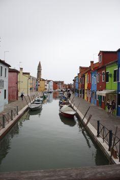 Venice Trip: Burano Part 2