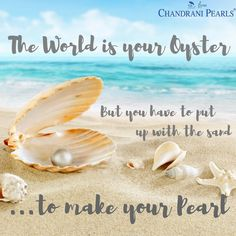 You've got what it takes to beat all odds and dazzle the world.  ✨ Shop our spectacular range of pearl and silver jewellery at www.chandranipearls.net or visit your nearest Chandrani Pearls store ✨ #chandranipearls #pearlquotes #jewelleryquotes