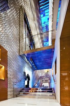 Louis Vuitton Store, Bond Street, London designed by Peter Marino Architect