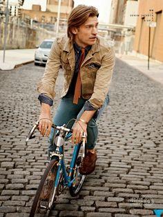 O Look Certo: Ciclista Elegante