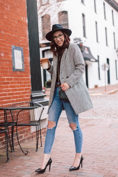 a5dc3033c81956 A Foolproof Winter Outfit That s Anything But Boring