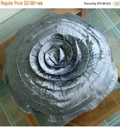15% HOLIDAY SALE Vintage Greys  Throw Pillow by TheHomeCentric