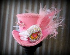 ideas alice in wonderland party hats - Google Search