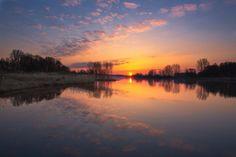 Another sunrise by Eddy VANDERSPIKKEN on 500px