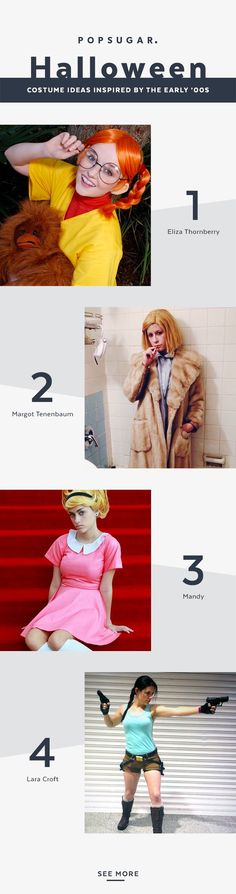 Pin for Later: Oops, We Did It Again . . . 31 Millennial Costumes That Are So Fetch Pin it!