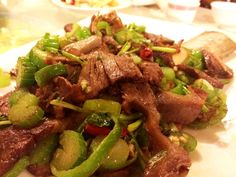 Eating PALEO at a Chinese restaurant