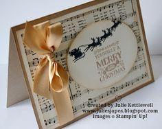 Stampin' Up! UK Order Online 24/7 - Julie Kettlewell: Cozy Christmas