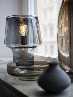 beautiful dark lamp