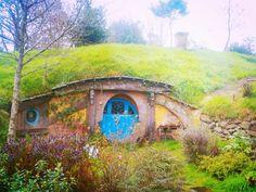 Hobbiton - Mata Mata, New Zealand