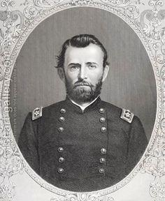 Gen Grant portrait.