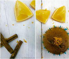 Orangen-Zimt-Muffins //  Orange-Cinnamon-Muffins
