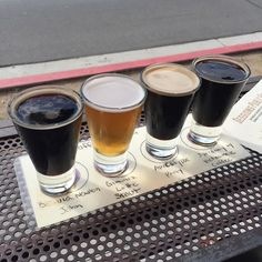 Last day of beer week! We're having the coffee & barrel aged beer brunch at @sessionspublic - so much good stuff! #sdbw