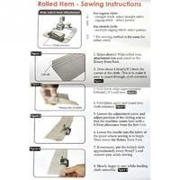 CraftsCapitol™ Premium Wide Binding Foot Set [3PCS]