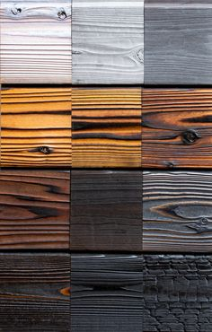 Nakamoto Forestry is the largest producer and supplier of Japanese burnt wood siding (shou sugi ban) in the US & Canada. Diy Wooden Projects, Wooden Diy, Wood Crafts, Woodworking Shop, Woodworking Crafts, Woodworking Plans, Woodworking Furniture, Torch Wood, Charred Wood