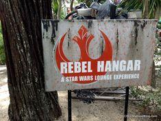 Review: Rebel Hangar -- A Star Wars Lounge at Disney's Hollywood Studios