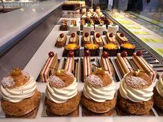 Un Dimanche à Paris. Pastry in Paris!