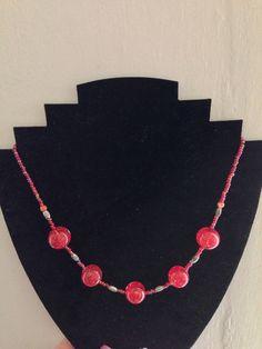 Necklace Handmade Jewelry, Jewellery, Jewels, Handmade Jewellery, Schmuck, Jewellery Making, Diy Jewelry, Jewelry Shop, Jewlery