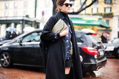 Gala Gonzalez, Milán Fashion Week