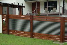 fence designs | Categories: Fences and Gates Merbau Gates and Screens Timber Screens ...