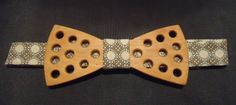 Деревянная бабочка Wood Made Bow Tie