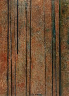 Fred Williams, ECHUCA SAPLINGS (FOREST SERIES)
