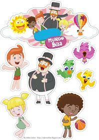 Sleepover Party, Baby Party, Baby Shark, Boy Birthday, Cake Toppers, Maya, Minnie Mouse, Pokemon, Lucca