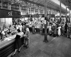 Birkenhead Market 1950, Birkenhead