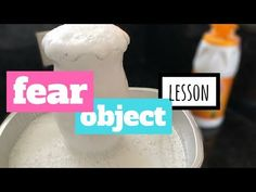"""Fear Object Lesson for kids uses basic supplies for that """"wow!"""" factor when teaching kids that Jesus can help push fear out of our life. Fear fills up our bo. Kids Sunday School Lessons, Kids Church Lessons, Sunday School Crafts For Kids, Youth Lessons, Bible Crafts For Kids, Sunday School Activities, Science Lessons, Bible Object Lessons, Bible Lessons For Kids"""