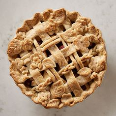 We mixed up apple pie with the addition of dark, sweet cherries and a decorative crust. Don't be intimidated, it's as easy as using a cookie cutter!