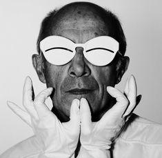 Various Andre Courreges - fashion designer