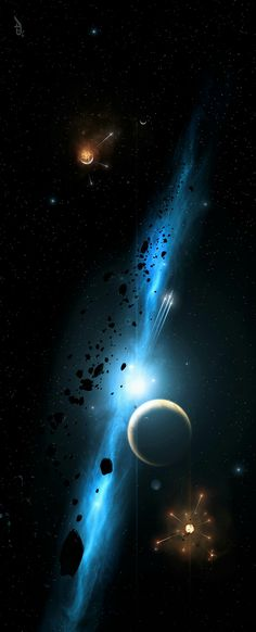 Cosmos, Science Fiction, Space Pics, Examples Of Logos, Space Planets, Magic Forest, Earth From Space, Space Theme, Backrounds