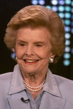 Betty Ford 1918 - 2011 (Age 93) Died from natural causes