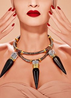 Christian Louboutin's Lipstick Line Officially Launches, September 2, 2015 - Fashion Gone Rogue