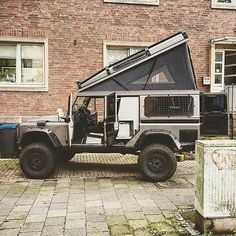 "landroverphotoalbum: ""Purpose built to do EVERYTHING! By @vansofmuenster #defender110csw #landrover #landroverphotoalbum @landrover @landrover_uk """