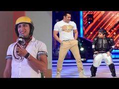 Pk act With Akshat Singh , Salman Khan Fan