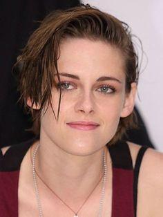Kristen Stewart short hair - Google Search