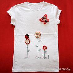 DÍA TRAS DÍA: Camisetas