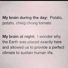 Struggles  #instahumor #overthinkerproblems #alwaysthinkingthenextmove #universe #staywoke